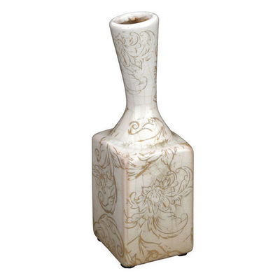Interior's - Soliflore-Interior's-Vase carré Arabesque