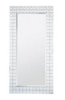 WHITE LABEL - Miroir-WHITE LABEL-Miroir mural BUBBLE, effet optique