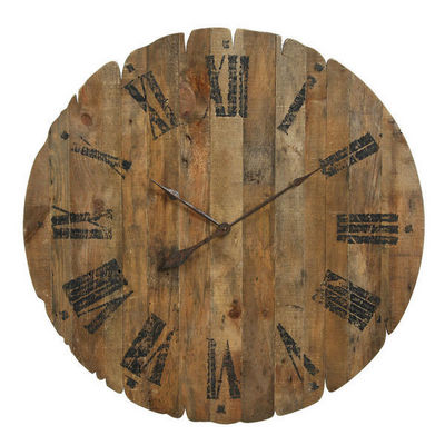 Interior's - Horloge murale-Interior's-Horloge pliante en bois