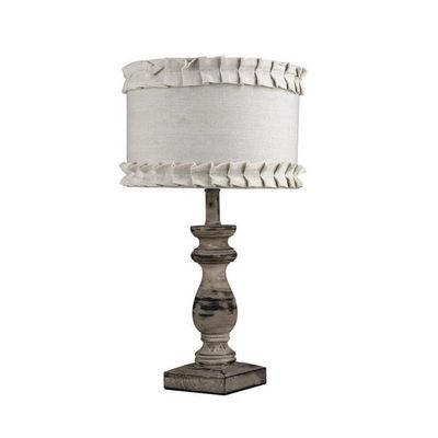Interior's - Lampe à poser-Interior's-Lampe en bois Jeu d'Ombres