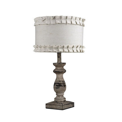 Interior's - Lampe � poser-Interior's-Lampe en bois Jeu d'Ombres