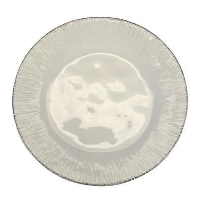 Interior's - Assiette � dessert-Interior's-Assiette � dessert blanche