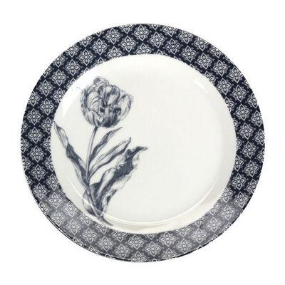 Interior's - Assiette plate-Interior's-Assiette plate Clair Obscur