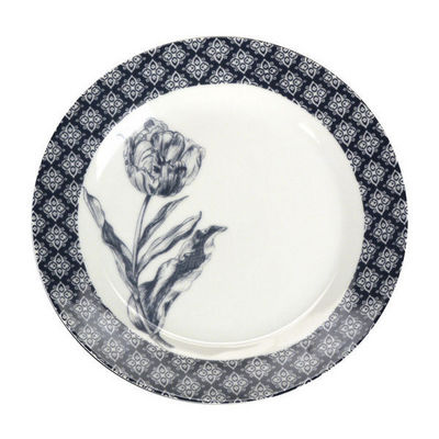 Interior's - Assiette plate-Interior's-Assiette plate Clair Obscur