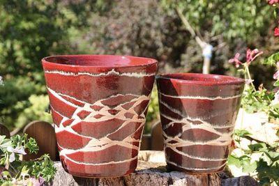 Les Poteries D'albi - Vase à fleurs-Les Poteries D'albi-Odyssee