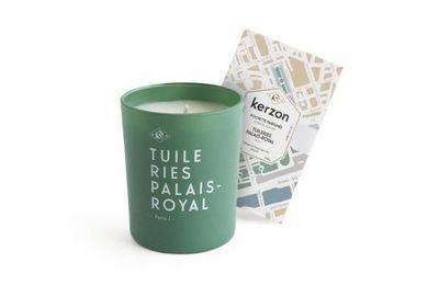 KERZON - Bougie parfum�e-KERZON