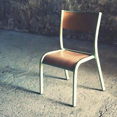 LA CHAISE 510 ORIGINALE - Chaise enfant-LA CHAISE 510 ORIGINALE