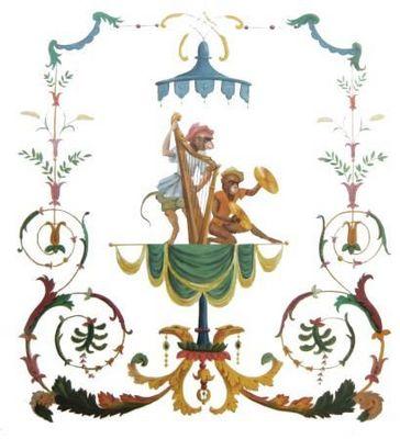 MAISON F. - Rev�tement mural-MAISON F.
