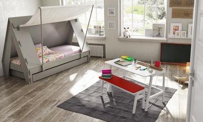 Mathy By Bols - Chambre junior 11-14 ans-Mathy By Bols