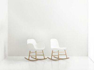 Normann Copenhagen - Rocking chair-Normann Copenhagen