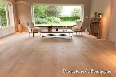 La Parqueterie De Bourgogne - Parquet contrecollé-La Parqueterie De Bourgogne