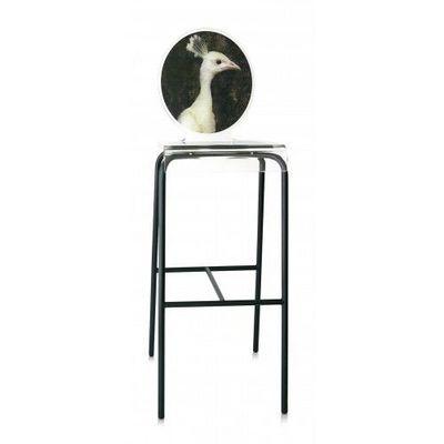 Mathi Design - Chaise haute de bar-Mathi Design-Tabouret Acrila Graph