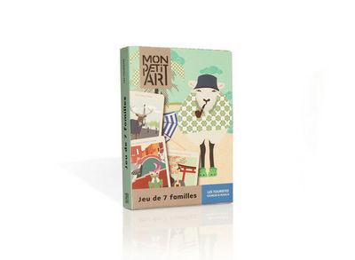 MON PEIT ART - Jeu des 7 familles-MON PEIT ART