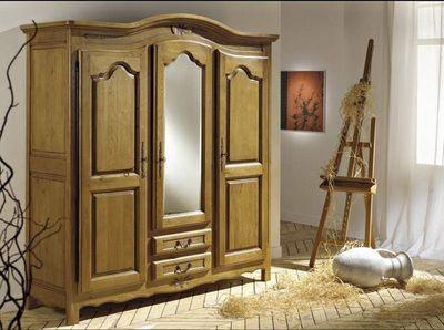 Ateliers De Langres - Armoire � portes battantes-Ateliers De Langres-JOINVILLE