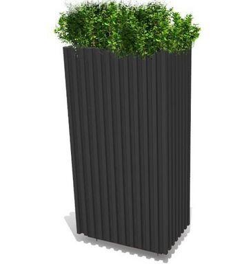 BACACIER 3S - Bac à fleurs-BACACIER 3S-Pot de fleurs XL