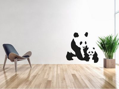 WHITE LABEL - Sticker-WHITE LABEL-Sticker Panda