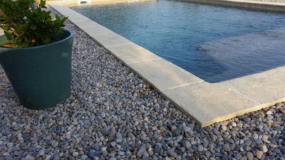 ROC DE FRANCE - Margelle de piscine-ROC DE FRANCE-Domus