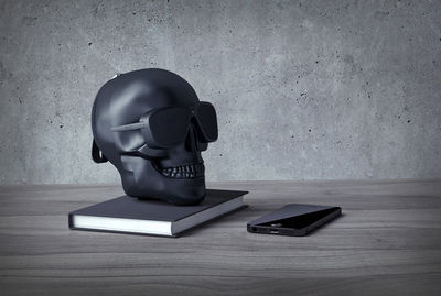 JARRE TECHNOLOGIES - Crâne décoratif-JARRE TECHNOLOGIES