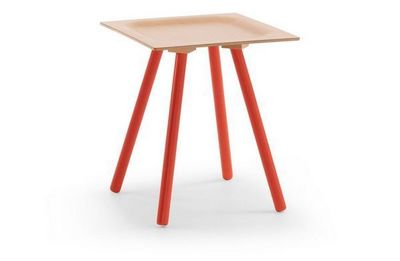 MyCreationDesign - Table d'appoint-MyCreationDesign-SMALL RED