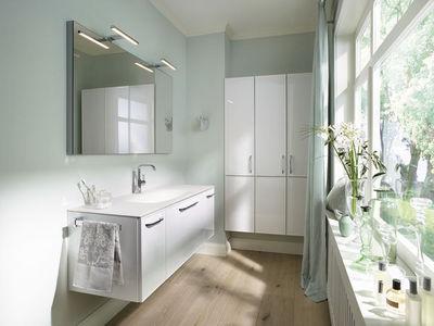 BURGBAD - Meuble de salle de bains-BURGBAD-SANA