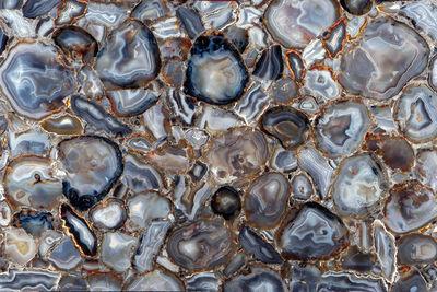 BARMAT - Dalle de pierre sur filet-BARMAT