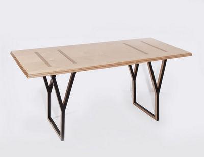 MALHERBE EDITION - Table de repas rectangulaire-MALHERBE EDITION-Table Y