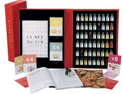 EDITIONS JEAN LENOIR - Livre Beaux-arts-EDITIONS JEAN LENOIR-Le Nez du Vin