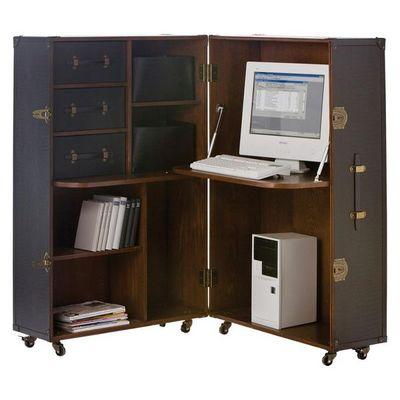 Kare Design - Bureau-Kare Design-Coffre Bureau Colonial