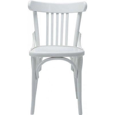 Kare Design - Chaise-Kare Design-Chaise Roadhouse blanc