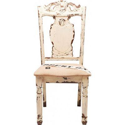 Kare Design - Chaise-Kare Design-Chaise Harlem blanche