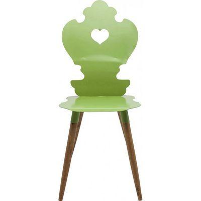 Kare Design - Chaise-Kare Design-Chaise Adelheid verte