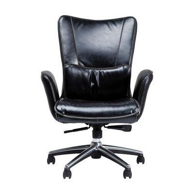 Kare Design - Fauteuil de bureau-Kare Design-Fauteuil de bureau Boss noir
