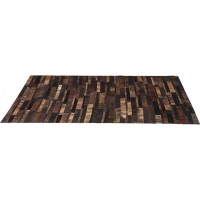 Kare Design - Tapis contemporain-Kare Design-Tapis Design Brick marron 170x240cm
