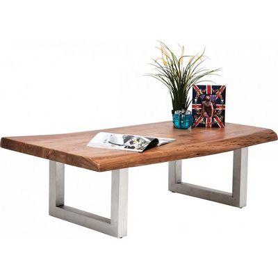 Kare Design - Table basse rectangulaire-Kare Design-Table basse en bois Nature Line