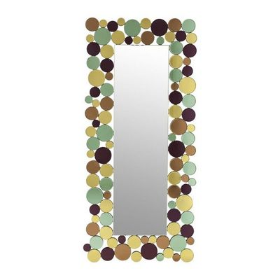 Kare Design - Miroir-Kare Design-Miroir Circle Crest 180x80cm