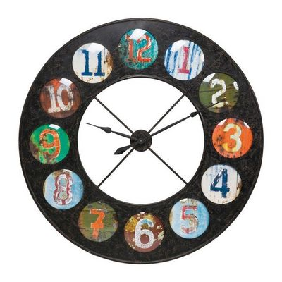 Kare Design - Horloge murale-Kare Design-Horloge Vintage Colour 119