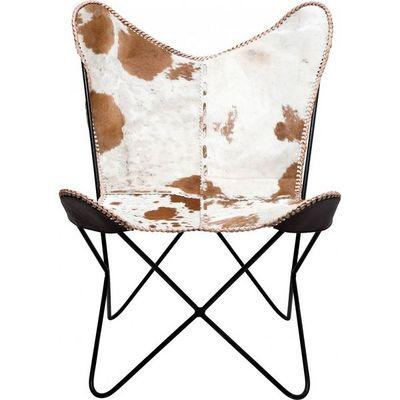 Kare Design - Fauteuil-Kare Design-Fauteuil Butterfly Fur
