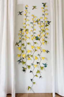 MILLIE BAUDEQUIN - Décoration murale-MILLIE BAUDEQUIN-vitis