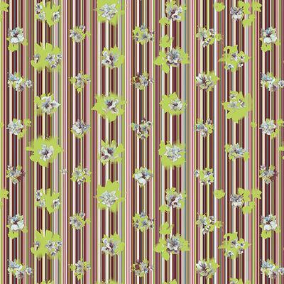 MUSHABOOM DESIGN - Tissu d'ameublement-MUSHABOOM DESIGN-Spalliera - Ardour