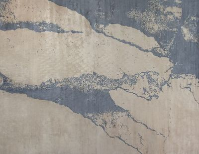 EDITION BOUGAINVILLE - Tapis contemporain-EDITION BOUGAINVILLE-Sand linen
