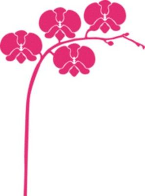 Design et Vous - Sticker-Design et Vous-Orchidee