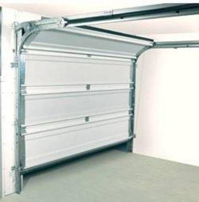 VIAL MENUISERIES - Porte de garage sectionnelle-VIAL MENUISERIES