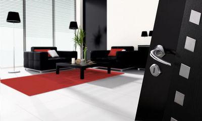 Door Shop - Poignée de porte (ensemble)-Door Shop-Monte Carlo - marque HOPPE