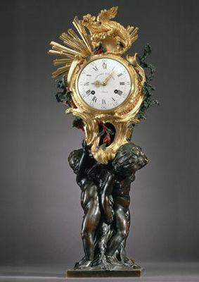Didier Aaron (New York) - Horloge � poser-Didier Aaron (New York)