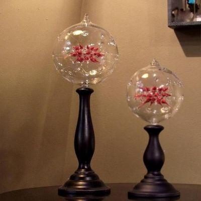 Objet de Curiosite - Boule décorative-Objet de Curiosite-virus