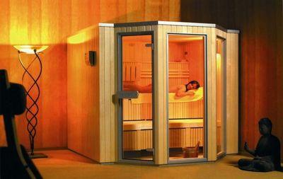 QUALIBAIN - Sauna-QUALIBAIN