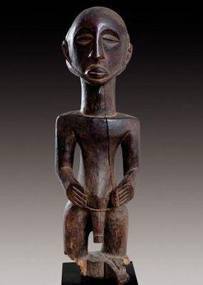Bedaux Art - Sculpture-Bedaux Art-Figure d?ancêtre, Hemba, style yambula