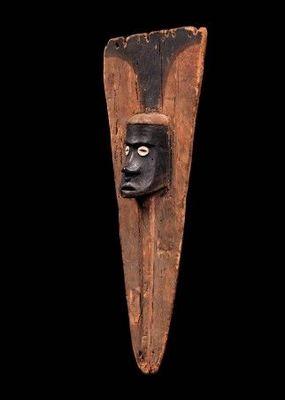 Galerie Dodier - Figure de proue-Galerie Dodier-Ornement de proue de pirogue musu musu
