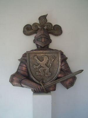 ATELIER TAVERNIER - Armure-ATELIER TAVERNIER