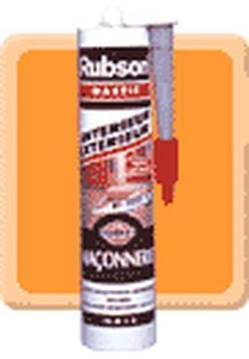 Rubson - Mastic d'étanchéité-Rubson-Mastic rubson maçonnerie